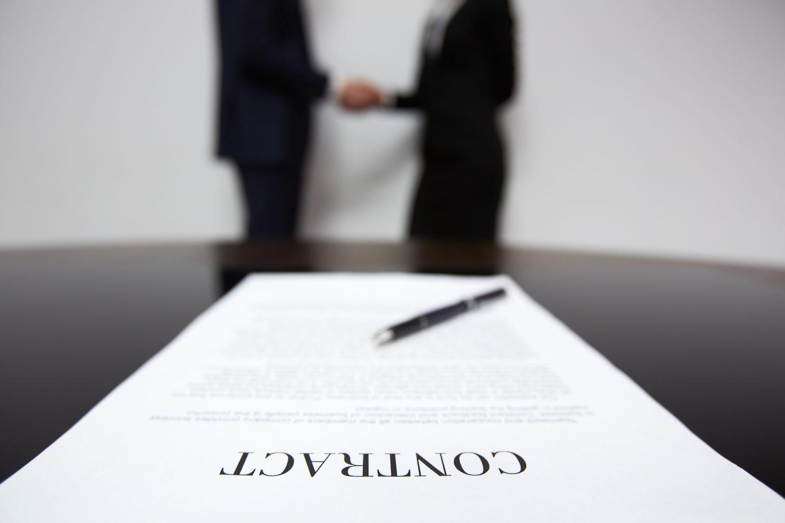 Overeenkomst onderhandelen uitgelegd